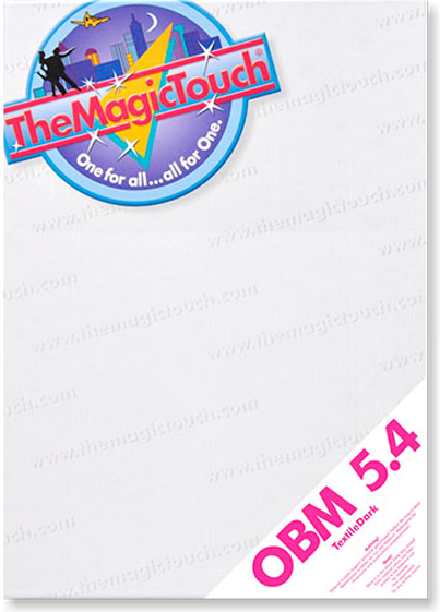Transferpapir OBM 54 themagictouch no