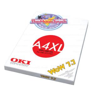 WOW A4XL Transferpapir