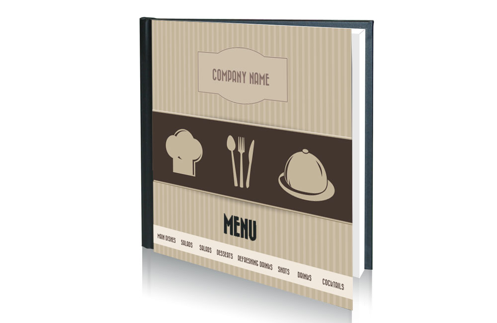 lag egen bok med design