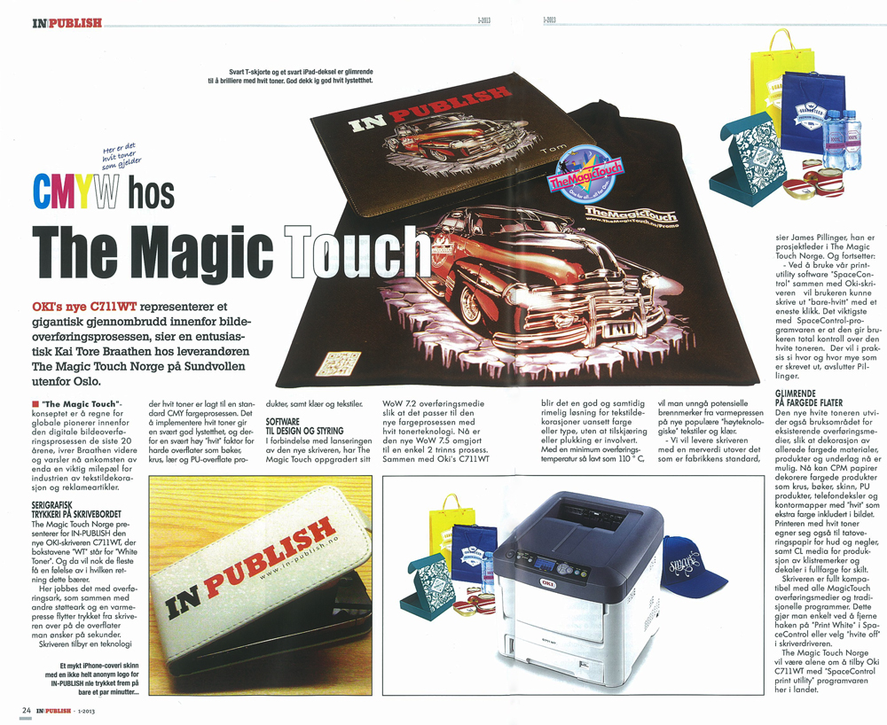 Artikkel-fra-In-Publish-februar-2013 http://www.themagictouch.no
