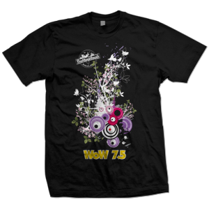 wow-transferpapir-svart-tskjorte-blomstemønster http://www.themagictouch.no
