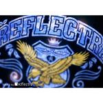 Eksempler på Reflectra refleks folie fra http://www.themaigctouch.no