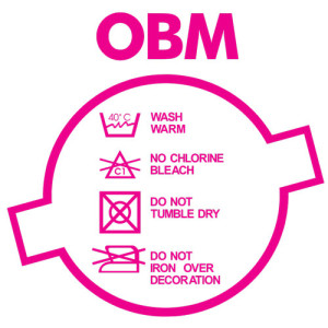 OBM transferpapir http://www.themagictouch.no