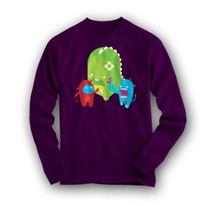 lilla skjorte transfertrykk http://www.themagictouch.no