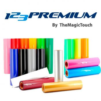 123 Premium Flex Tekstilfolie