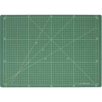 Cutting-Mat,-Self-healing,-greenyellow