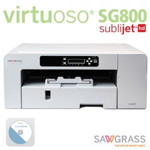 SG-800 A3 Sublimering skriver