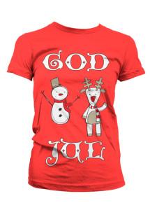 God-Jul Transfertrykk