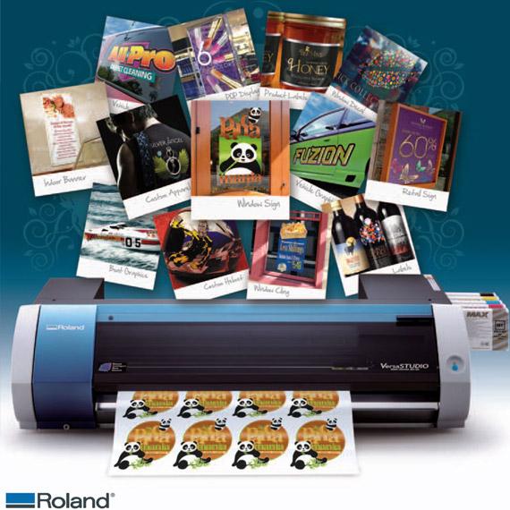 Roland VersaStudio BN-20 Print and Cut
