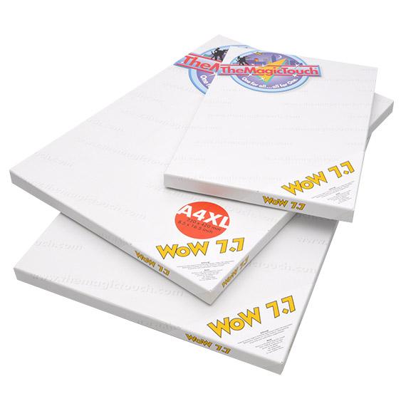 WOW 7.7 Transferpapir