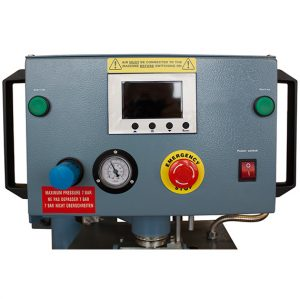 varmepresse TMT omega 1000 Twin Luft
