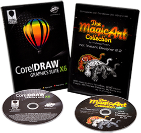 The MagicArt Bundle
