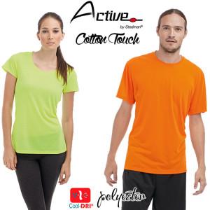 Active-Cotton Tekstiltrykk