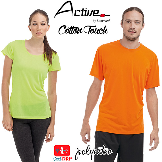 Active-Cotton Tekstiltrykk