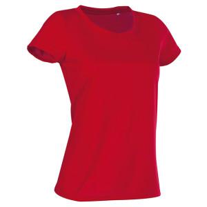 Dame Crimson Red