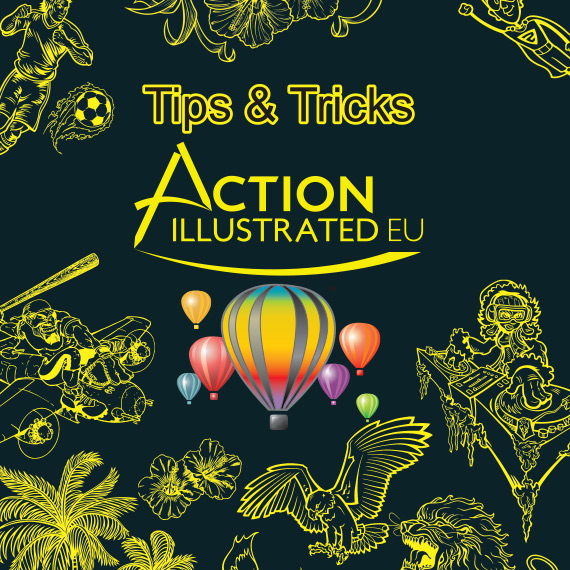 The MagicArt Collection - Tips og Triks - The Magic Touch AS