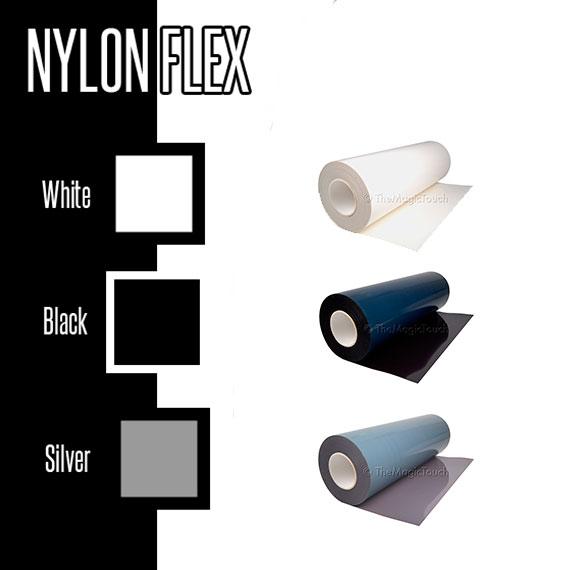 nylon Flex tekstilfolie