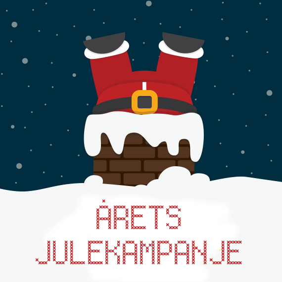 Julekampanje 2014 The Magic Touch AS