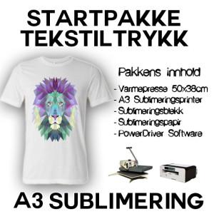 Startpakke-A3-Sublimering