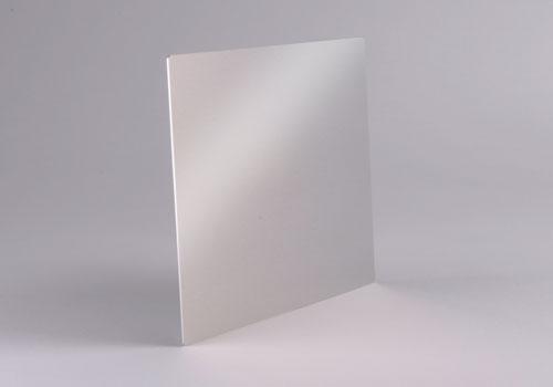 HD foto plate Aluminium