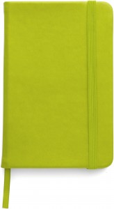 Trykk på notatbok