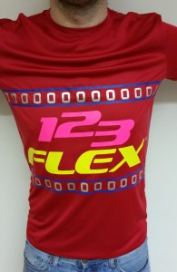 123 Flex Skjærefolie tekstilfolie