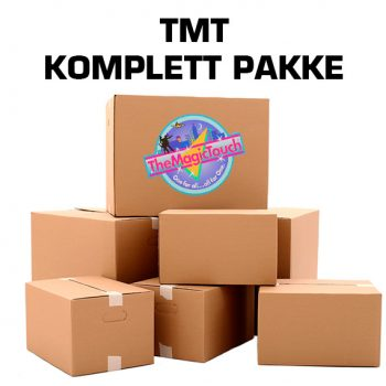 Komplett-pakke The Magic Touch