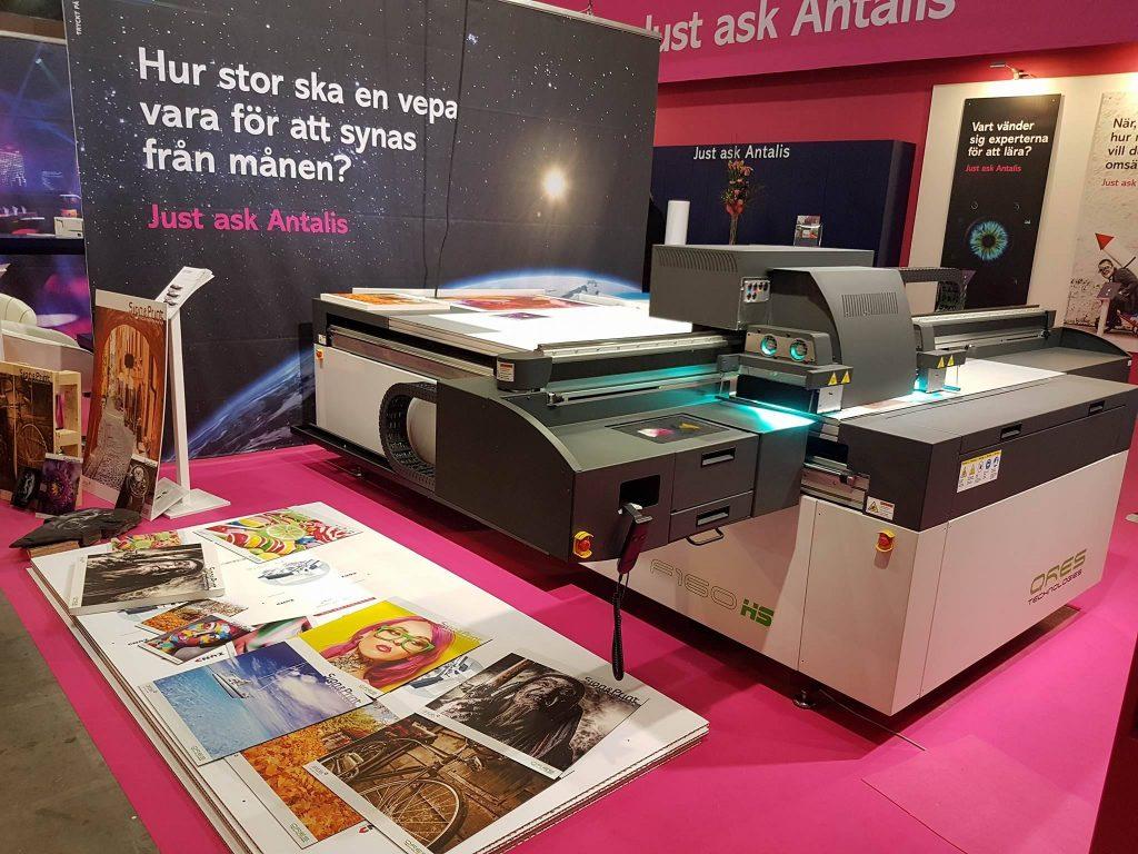 Sign & Print 2016 Stockholm