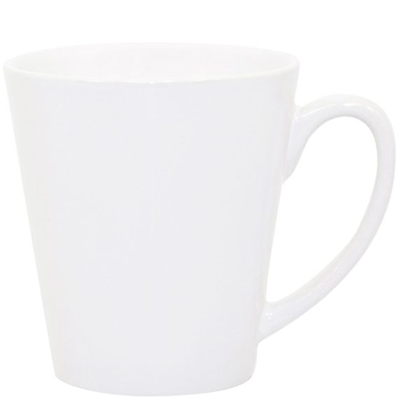 sublimering latte kopp