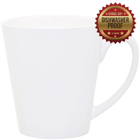 sublimering latte kopp vaskemerke