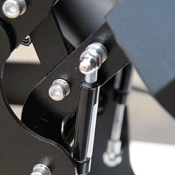 TMT Auto Cap press
