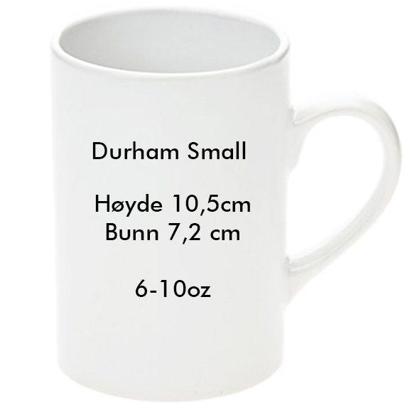Durham small sublimering kopp