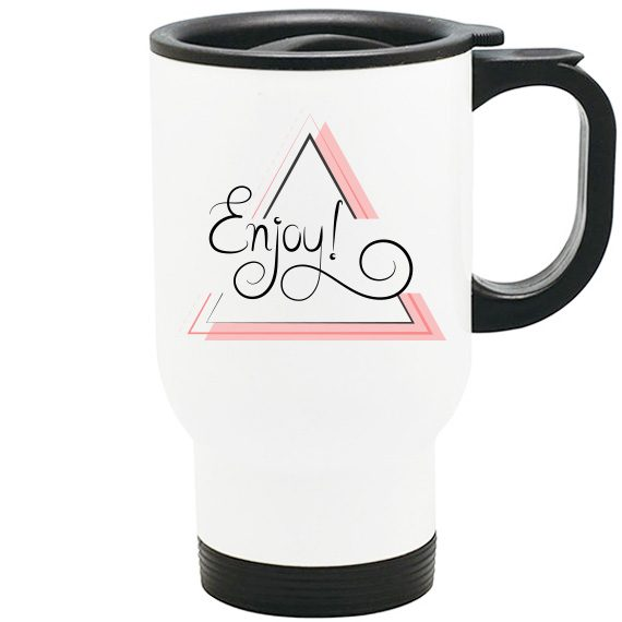 Travel mug sublimering
