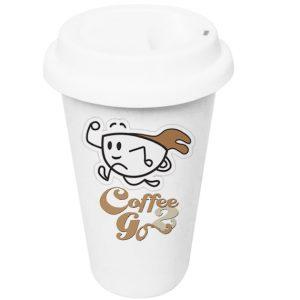 sublimering kaffe kaffekopp
