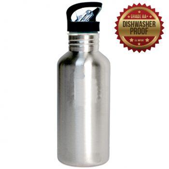 sublimering vannflaske sølv vaskemerke