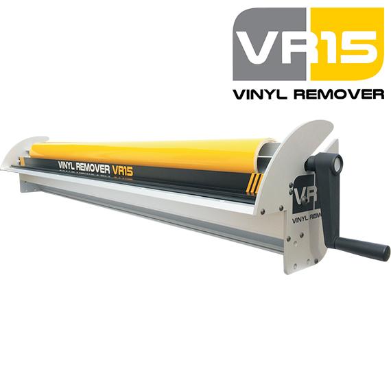 VR15 Vinyl Fjerner Remover