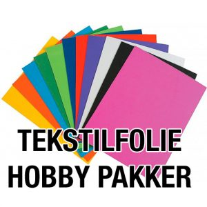 Vinyl Tekstil Folie