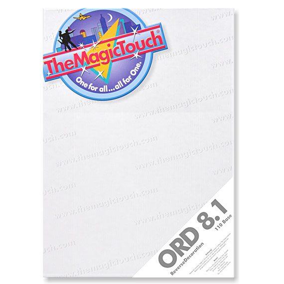 Transferpapir til glass og akryl fullfarge ORD