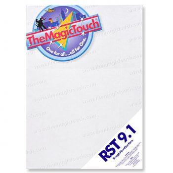 Transferpapir til harde overflater RST