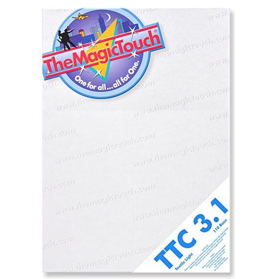 Transferpapir til lyse tekstiler TTC-31