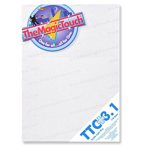 Transferpapir til lyse tekstiler TTC 31 pluss