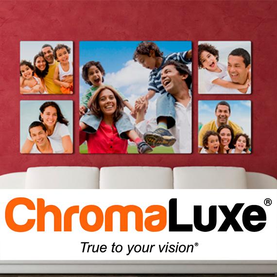ChromaLuxe HD plater