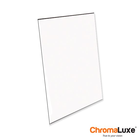 ChromaLuxe White Gloss