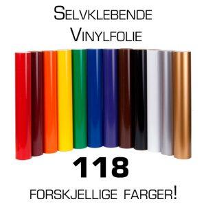 Vinyl folie bilfolie