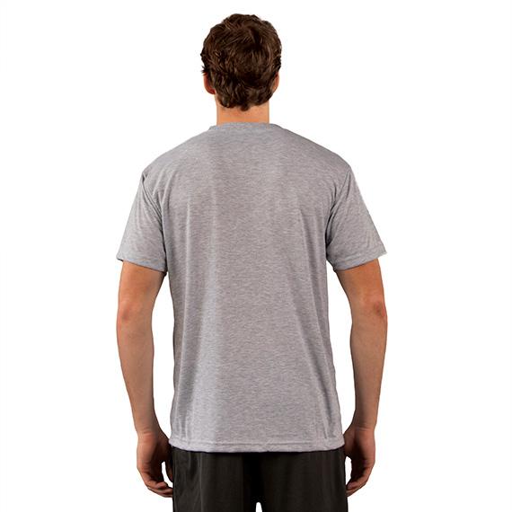 sublim tskjorte grå