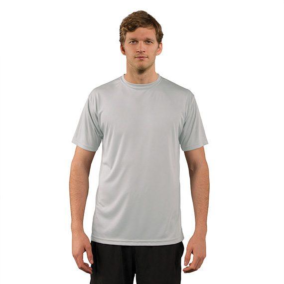 UV Solar T-skjorte grå Sublim Herre