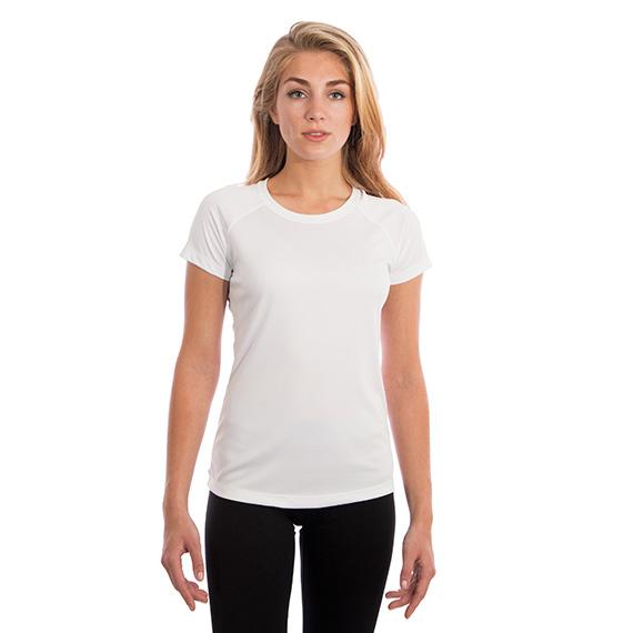 UV Solar Lang T Skjorte Herre Hvit Sublim
