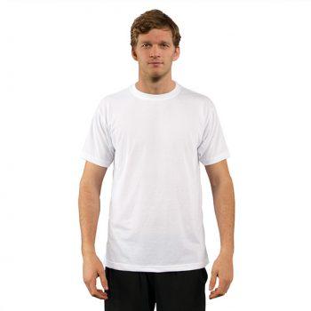 sublim tskjorte hvit