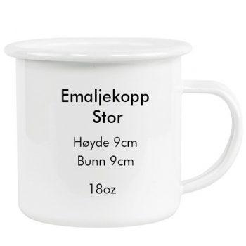 Emaljekopp Stor3