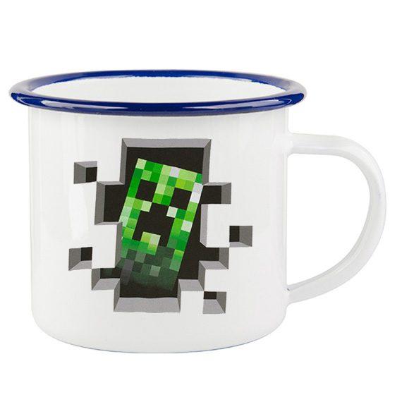 Minecraft Emaljekopp sublimering